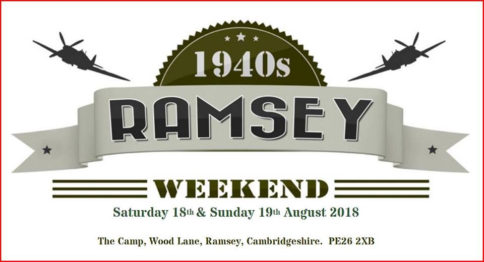 1940s Weekend, Ramsey 1940 Camp