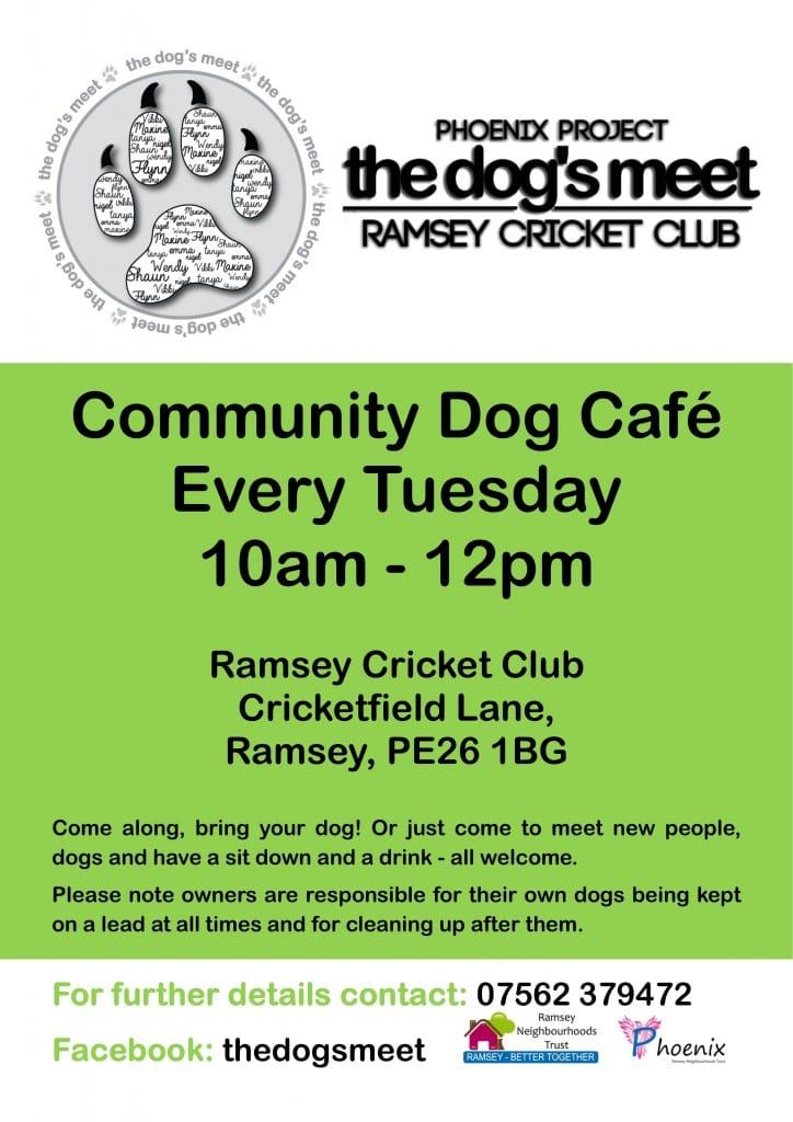 Community Dog Cafe