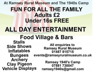 Ramsey Fen Fair