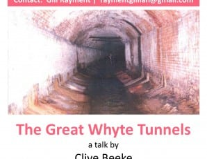 Huntingdonshire History Festival in Ramsey - The Great Whyte Tunnels