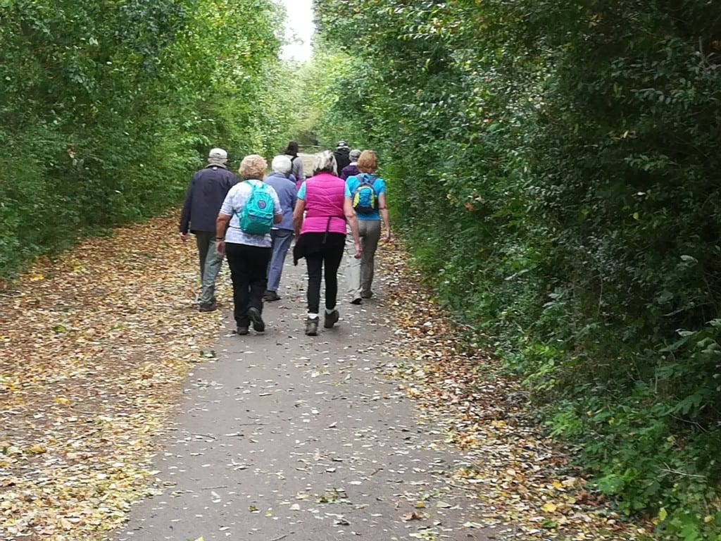 Great Fen Walking Group - Walk in Kimbolton