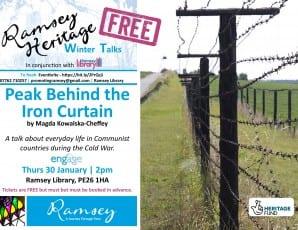 Heritage Winter Talks - A Peak behind the Iron Curtain