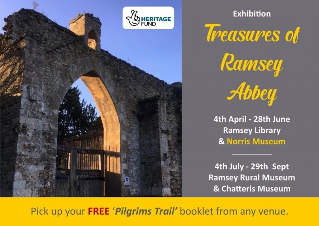 Exhibition - Treasures of Ramsey Abbey