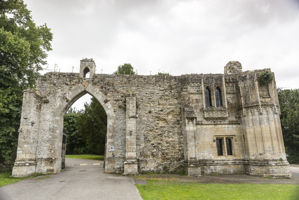 Hereward Rising - The Hereward Charity Challenge accross the Fens